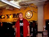 """xXx"" - im Gold's Gym beim Training in L.A."
